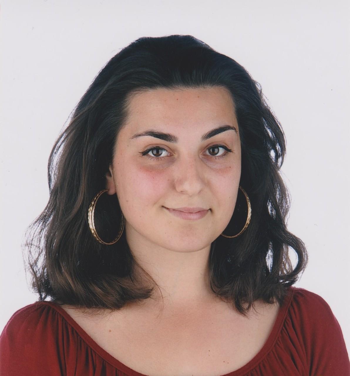Foto Rachele Careddu Tesi di laurea